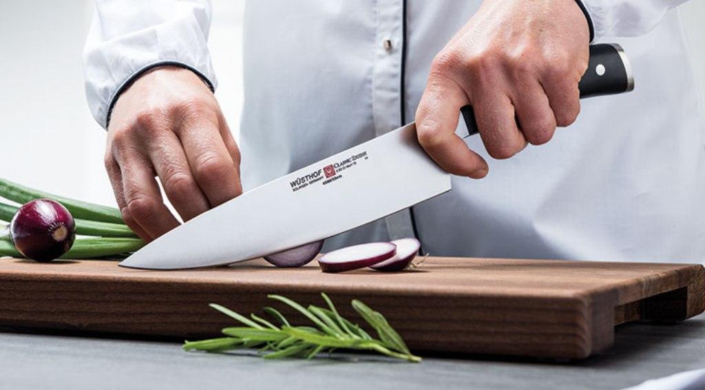 части ножа названия