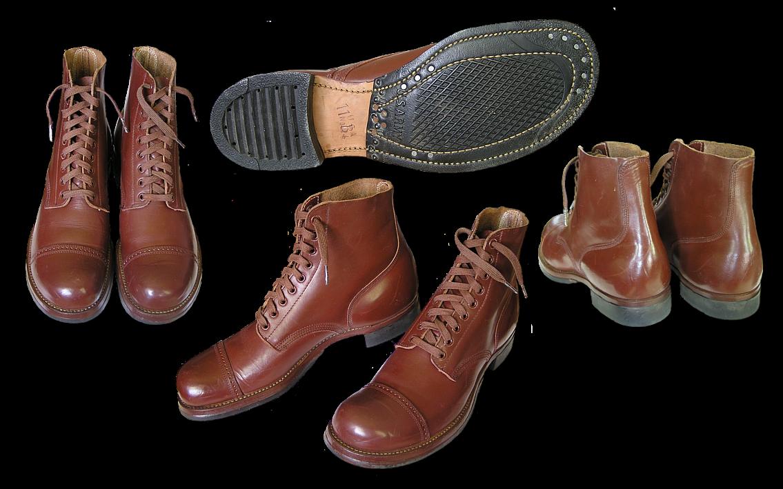 военные ботинки сша