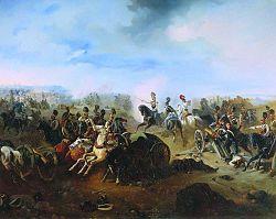 подавление польского восстания