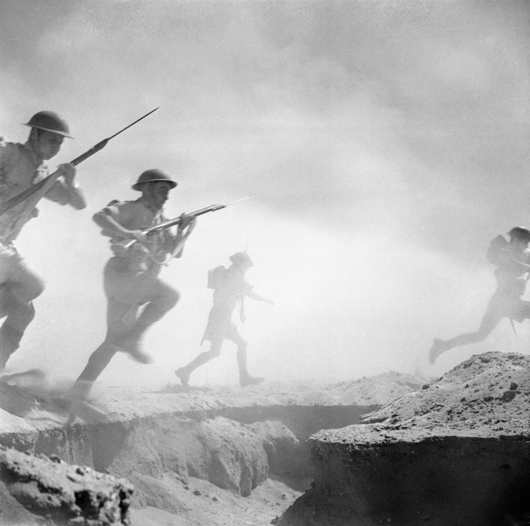 североафриканская кампания 1940 1943