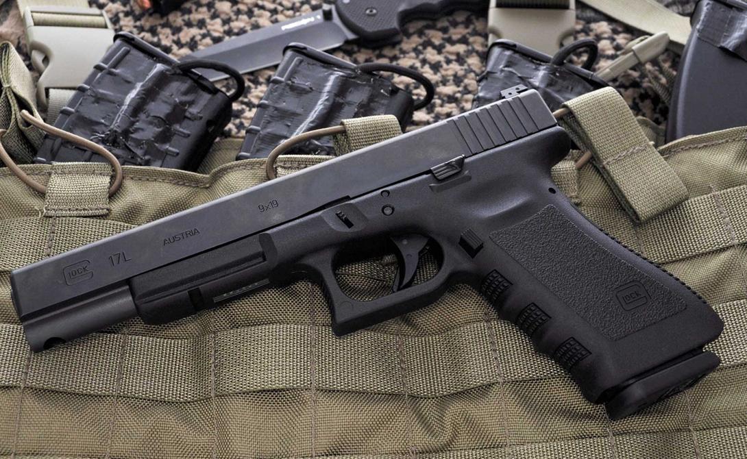 самый крутой пистолет в мире