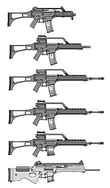 г36 оружие