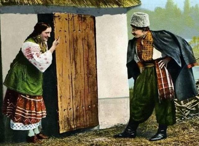 национальность украинка