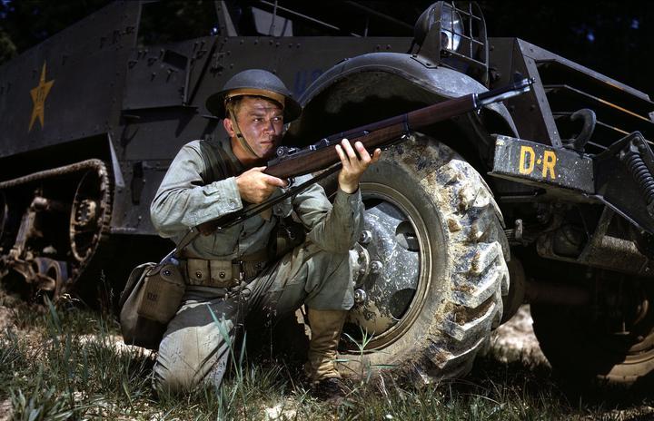винтовка гаранд м1