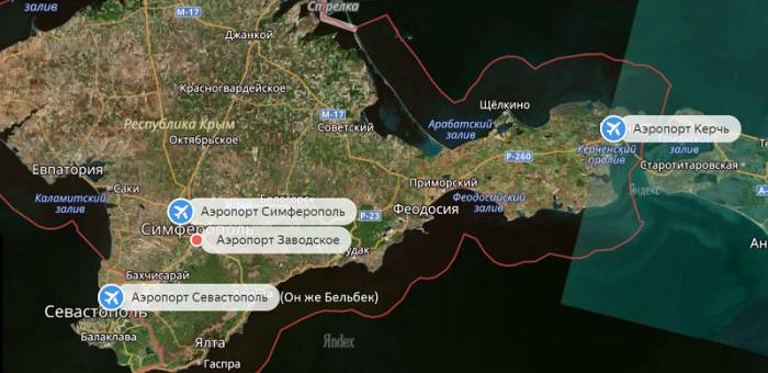 сколько портов в россии