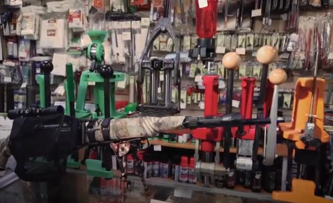 как правильно чистить ружье