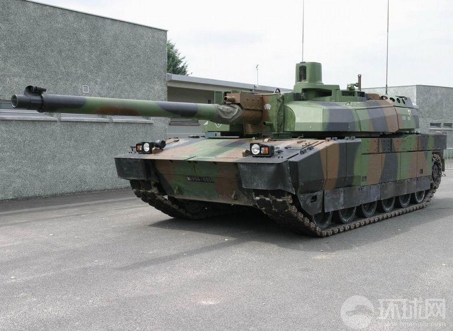 танк леклерк 3