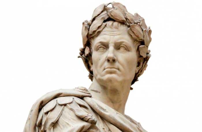 брут и цезарь
