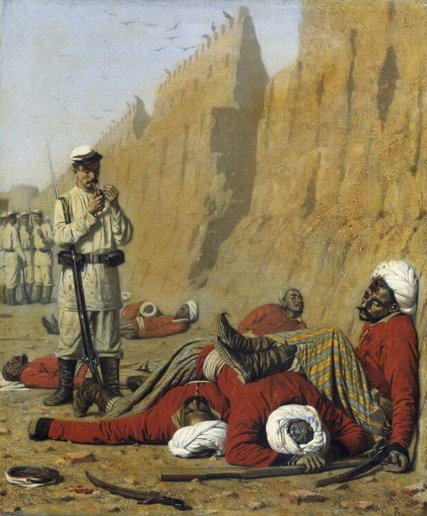 русско турецкая война мирный договор