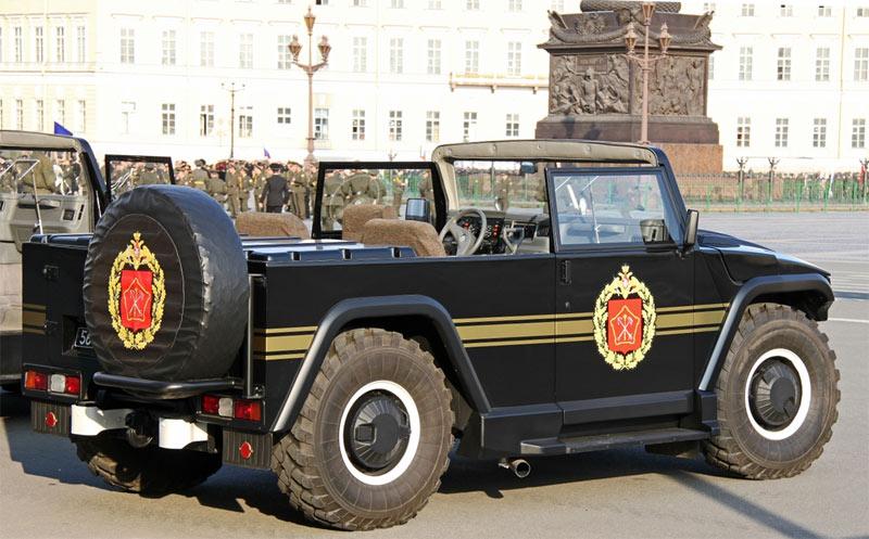 тигр автомобиль гражданский