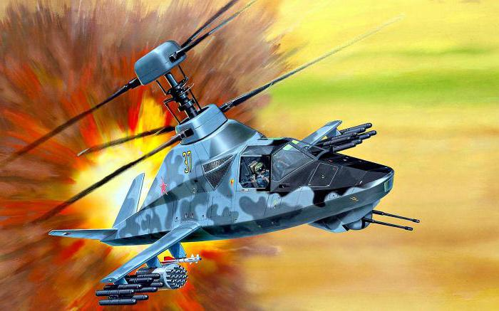 к 58 вертолет