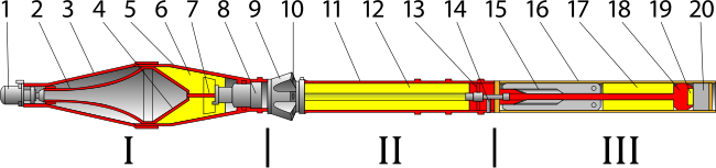 гранатомет бульдог