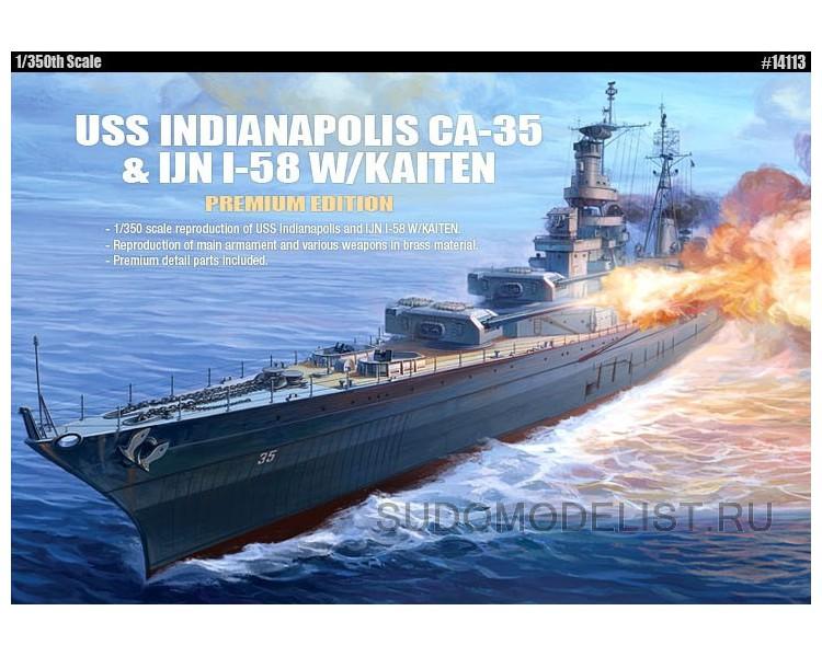 индианаполис крейсер википедия