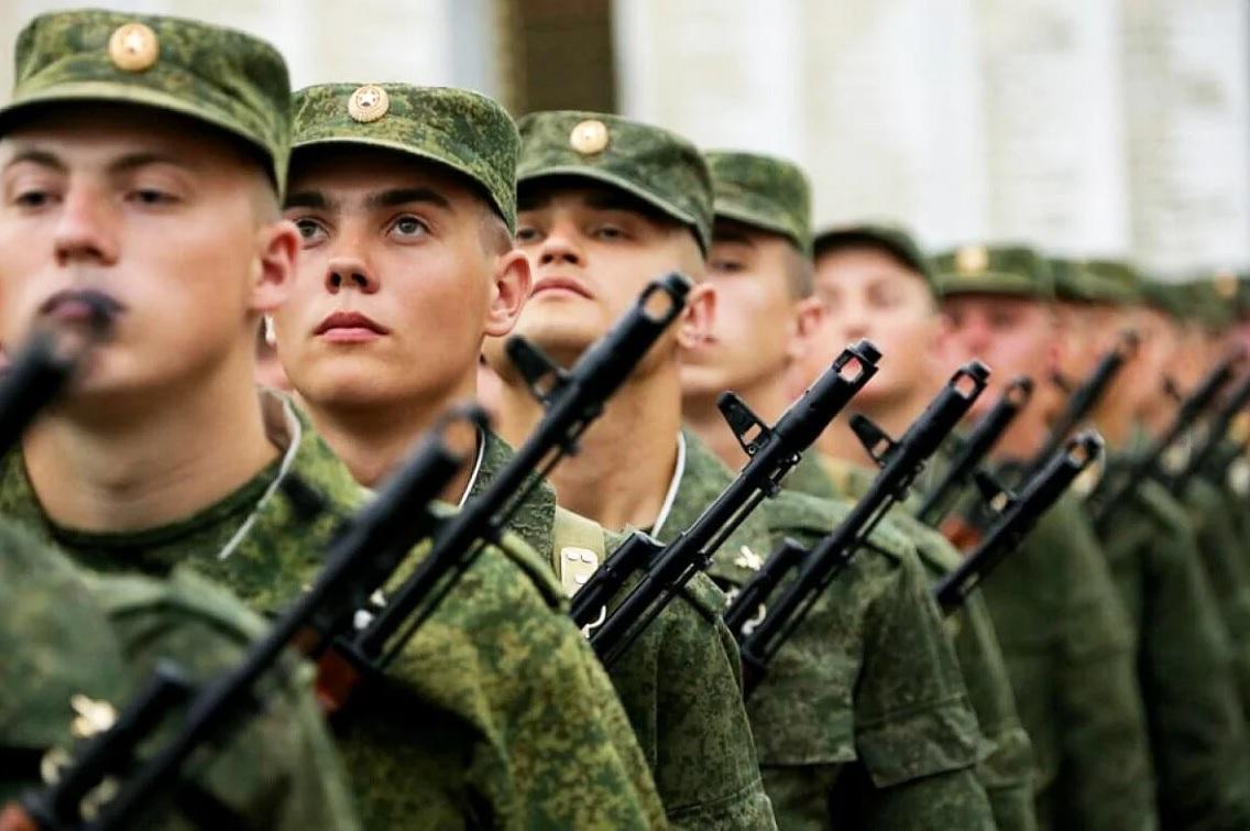 какой сегодня праздник в россии военный