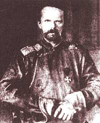 атаман семенов гражданская война