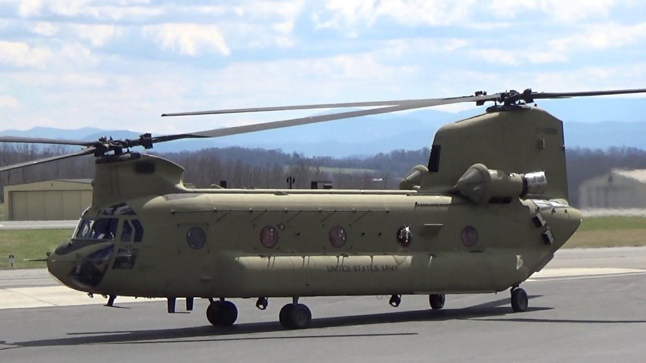 двухвинтовой вертолет сша