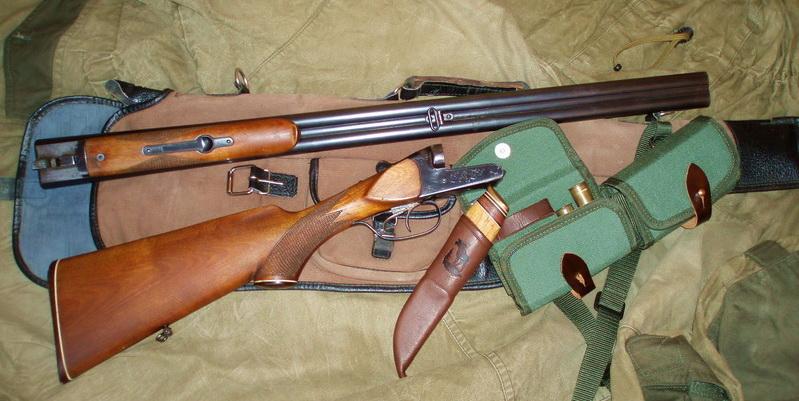 курковые охотничьи ружья 16 калибра