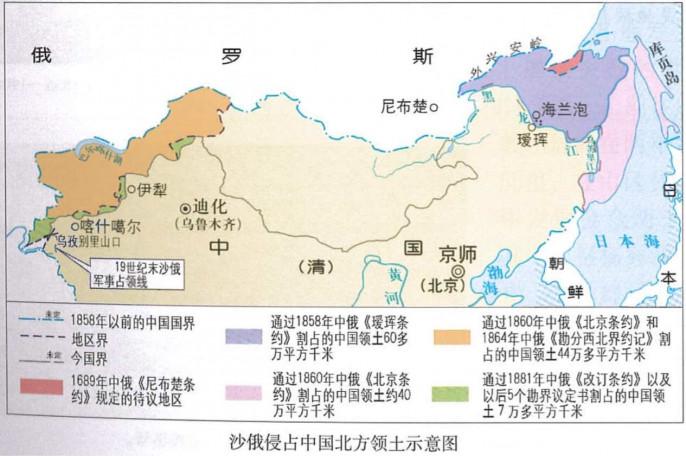 нерчинский договор с китаем 1689