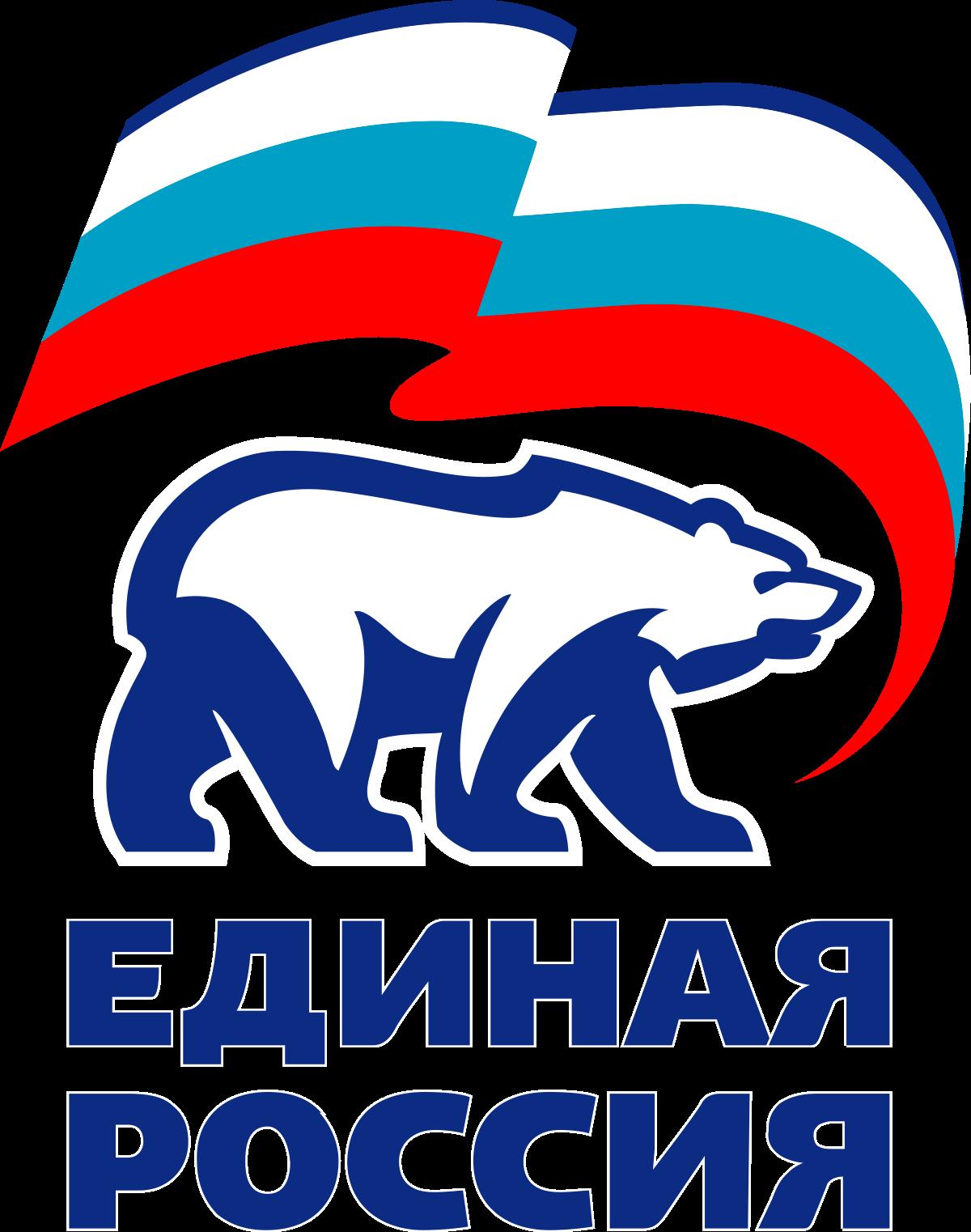 структура партии единая россия