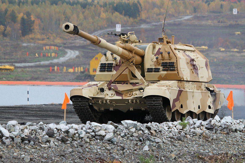 ракетные войска и артиллерия российской федерации