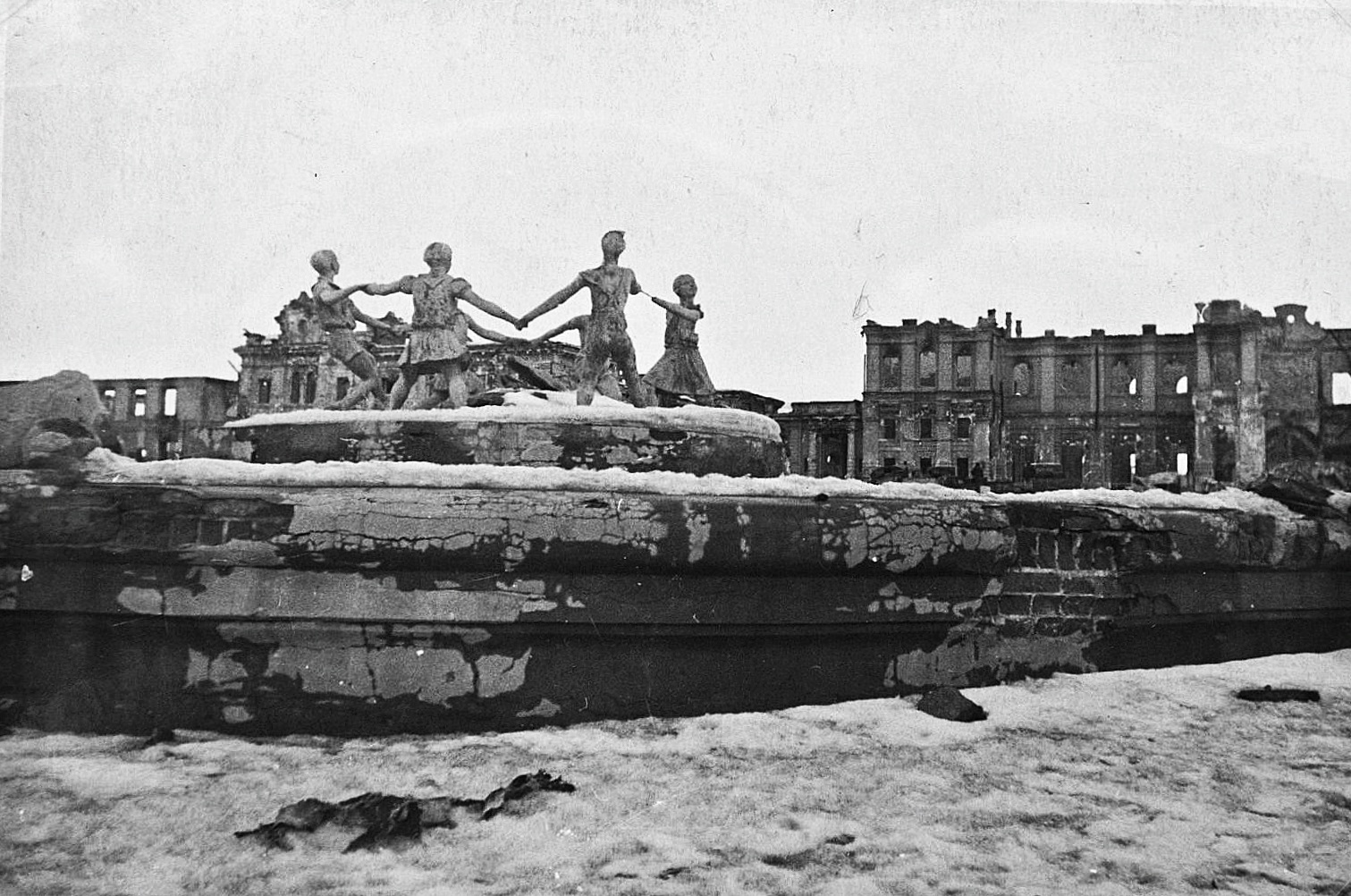 контрнаступление советских войск под сталинградом