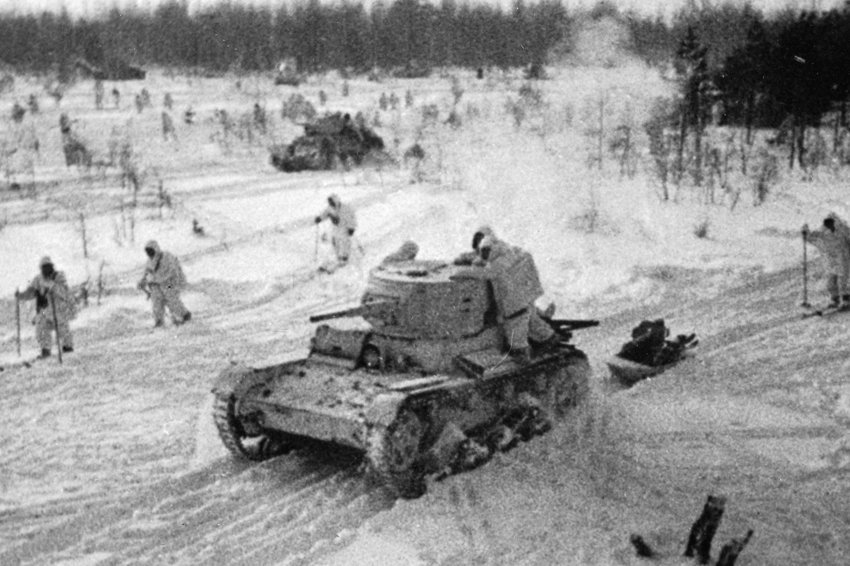 немцы под москвой 1941