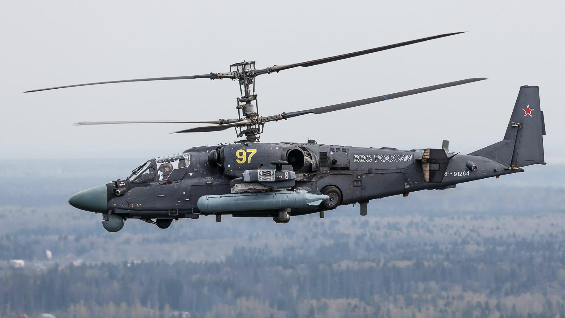 самый грузоподъемный вертолет в мире