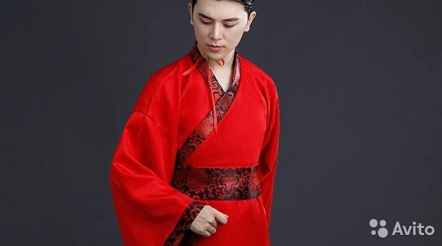 одежда японцев