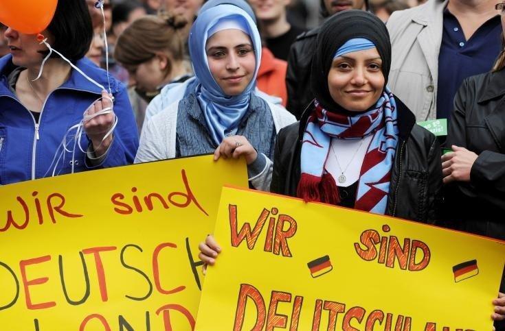 сколько турков в германии