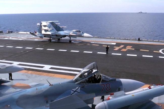 сколько авианосцев у россии