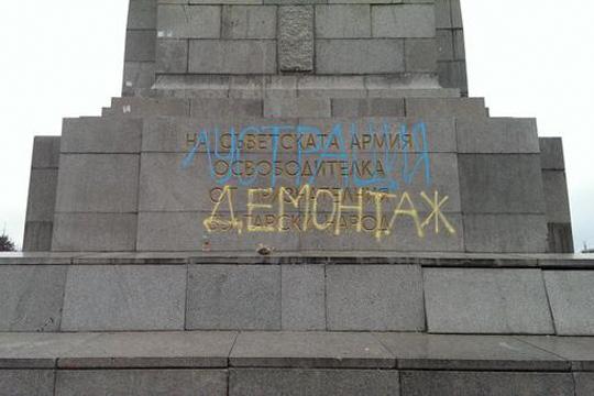 памятник солдату в берлине