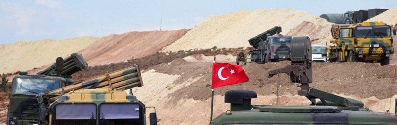 Турки в Сирии