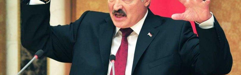 Лукашенко пугает Россию