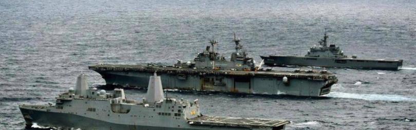 Корабли американского флота