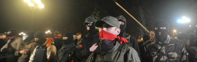 Нацистские шествия