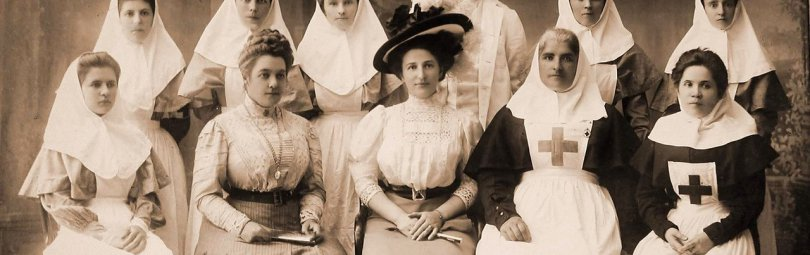 Сестры милосердия в Царской России