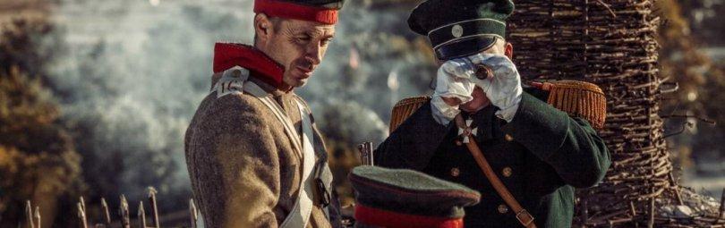 Русские моряки в Крыму