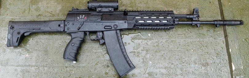 Российский автомат АК-12
