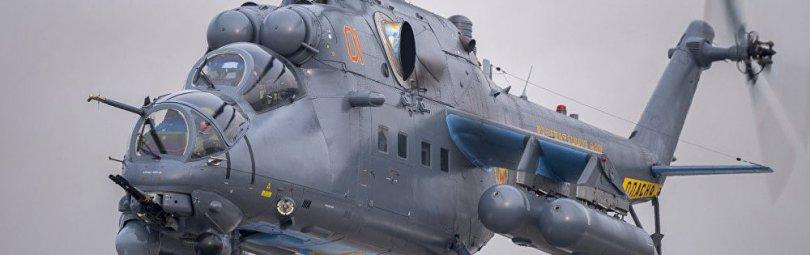Новый Ми-35М