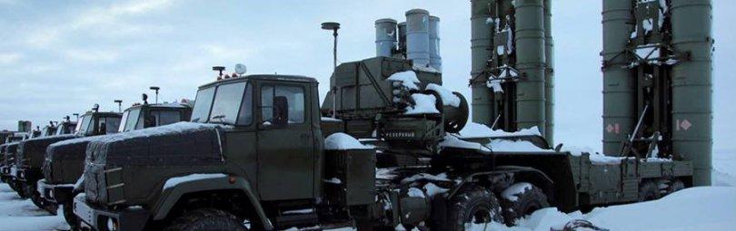 Комплексы ПВО С-300 в Якутии