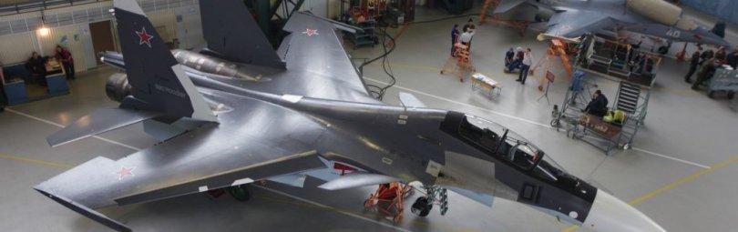 Модернизация СУ-30СМ