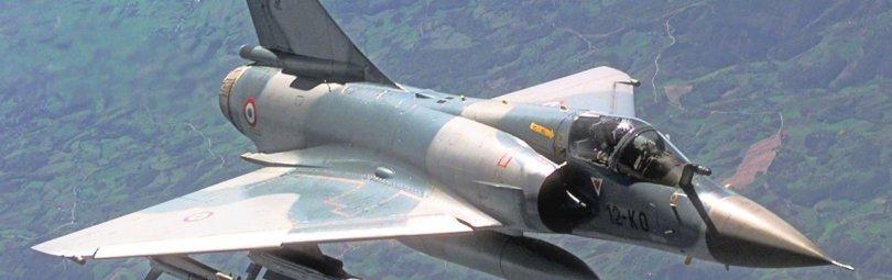 Mirage 2000 - истребитель ВВС Индии