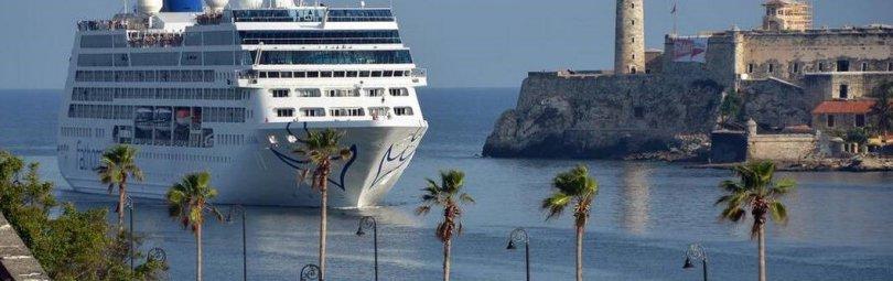 В кубинском порту