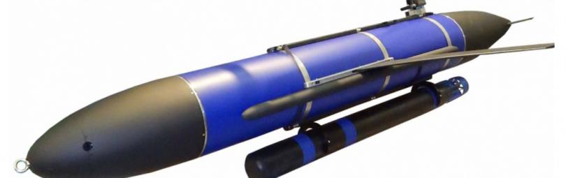 Подводный глайдер-беспилотник «Морская тень»