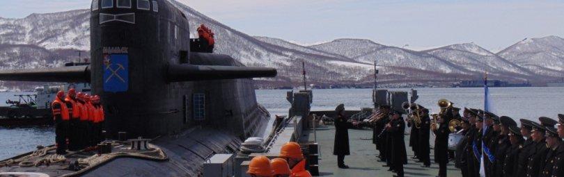 Субмарина «Подольск» класса «Кальмар»