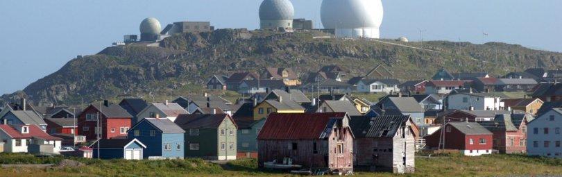 Радар Globus II