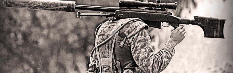 Донецкий снайпер