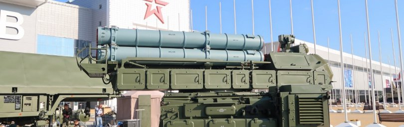 Экспортная модификация «Бук-М3»