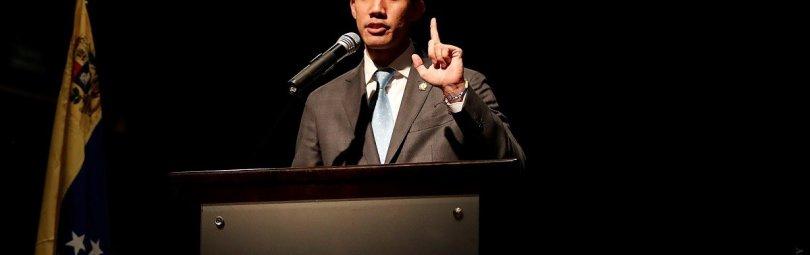 Хуан Гуайдо, венесуэльский оппозиционер