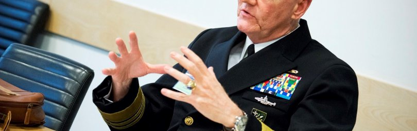 Адмирал США Джеймс Фогго